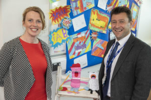 National award for Milford Haven school
