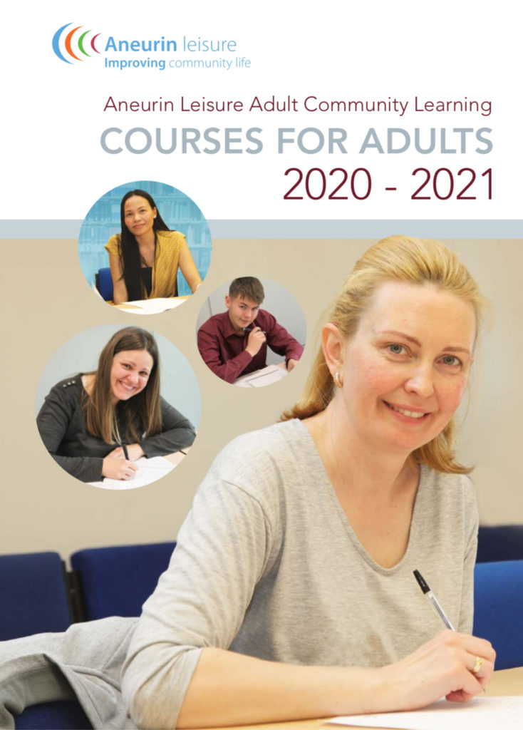Aneurin Leisure - Adult Community Learning